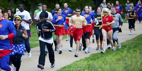Super Heroes Vs. Villains 1/2 Marathon & 5k tickets