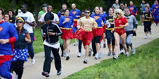 Super Heroes Vs. Villains 1/2 Marathon & 5k