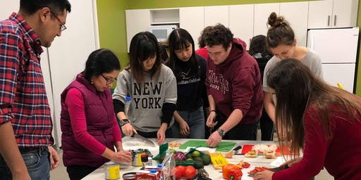 Plant Based Cooking Class with the Campus Food Bank