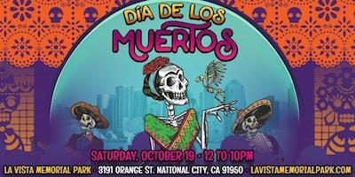 11th Annual Dia de los Muertos Celebration