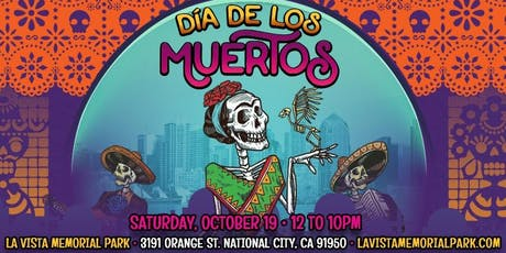 11th Annual Dia de los Muertos Celebration tickets