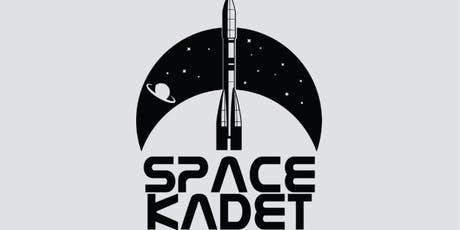Space Kadet tickets