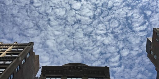 Cloudspotting for Beginners (Manhattan, NY)