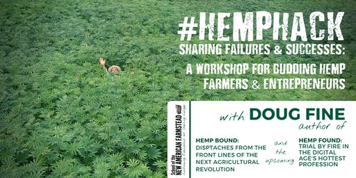 #HempHack: A Workshop for Budding Hemp Farmers & Entrepreneurs