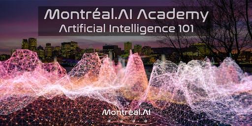 Montréal.AI Academy: AI 101