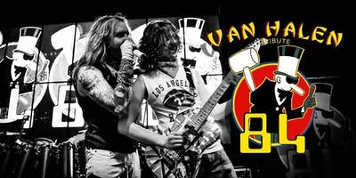 Kickoff Thanksgiving Week with '84 - A Van Halen Tribute