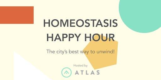 September Homeostasis Happy Hour -SF