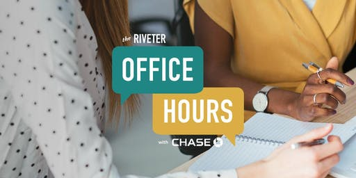 BLV | Office Hours with Chase Bank