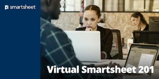 Smartsheet 201 - December 3rd-5th