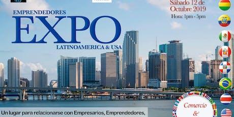 Emprendedores EXPO Comercio y Turismo 2019 entradas