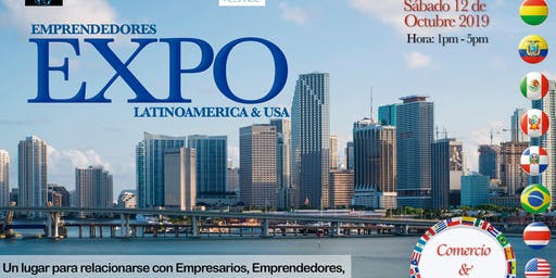 Emprendedores EXPO Comercio y Turismo 2019
