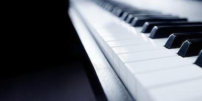 RECITAL ESTUDO DE  PIANO ACÚSTICO