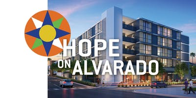 Live Modular Lift at Hope On Alvarado