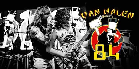'84 - A Van Halen Tribute tickets