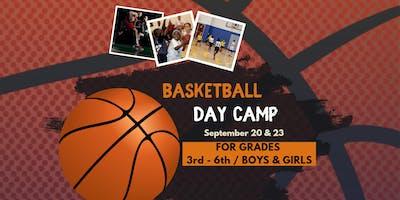 Basketball Day Camp