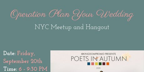 Community Members of Operation Plan  Your Wedding Meetup/Hangout tickets