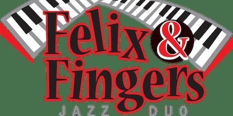 Felix & Fingers Dueling Pianos tickets