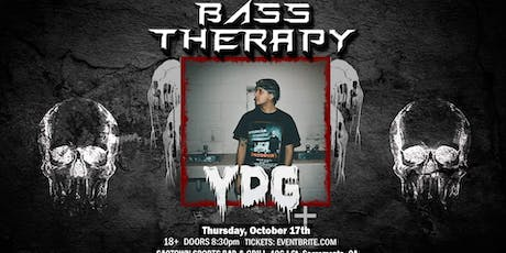 Bass Therapy 1 Year Anniversary W/ YDG tickets