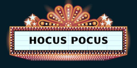 Sapphire Movie Night: Hocus Pocus (10/23/19) tickets