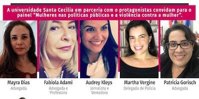 Mulheres nas Políticas Públicas e a Violência contra a Mulher