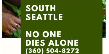 No One Dies Alone Volunteer Training (South Seattle): Training 1 of 3