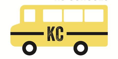 School Tours -  Crossroads Prep, East HS, Kauffman School & Paseo Academy tickets