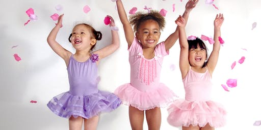 Free Trial Pre-School Ballet Class