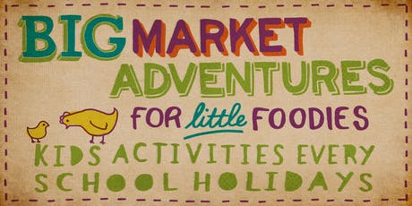 Little Market Chefs October 2019 tickets