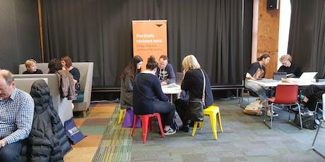 Design and Fine Arts Portfolio Reviews - Massey University Wellington tickets
