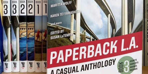 West Hollywood Library's 8th Anniversary / Paperback LA