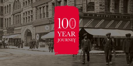100 Year Journey Awards Gala tickets