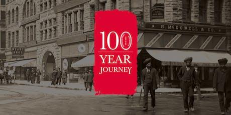 100 Year Journey Awards Gala tickets