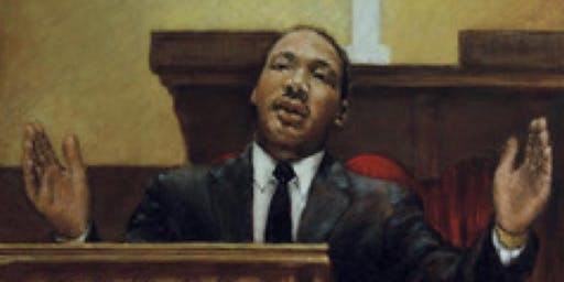 Unveiling of New Martin Luther King, Jr. Paintings