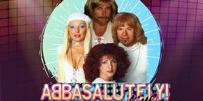 ABBASALUTELY! - ABBA tribute band @ KRB