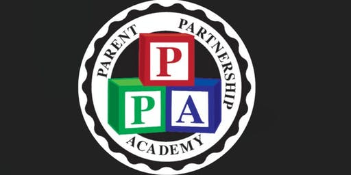 Bonita USD - Parent Partnership Academy - October 12, 2019