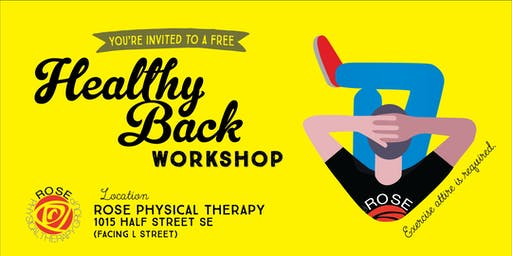 Healthy Back Workshop