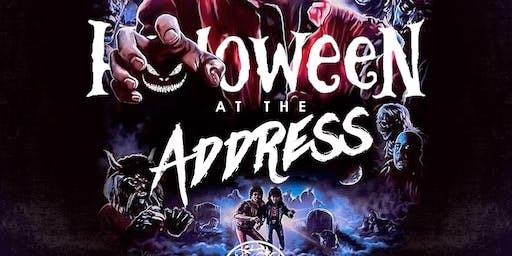 Hennessy® Presents Halloween Night At The Address