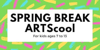 Spring Break ARTScool (Tuesday)