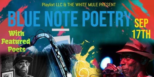 Blue Note Poetry feat. Brotha Trav the Godbrotha & Gorganus!