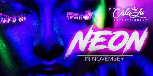 Neon In November