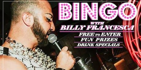 Bingo at The Den! tickets