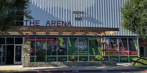 Free Open House at The Upland Sports Arena