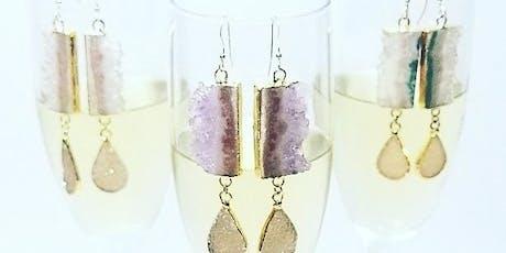 Baubles & Bubbles!  Pop Up Shop at La Divina 9/25 6p tickets