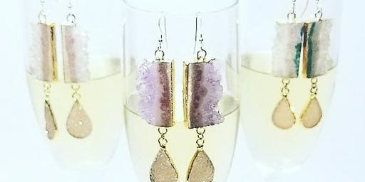 Baubles & Bubbles!  Pop Up Shop at La Divina 9/25 6p