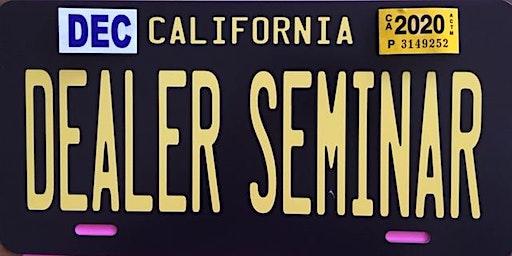 San Mateo Car Dealer School