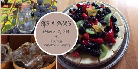 Sips & Sweets tickets