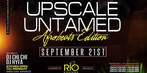 Upscale and Untamed: AfroBeats Edition