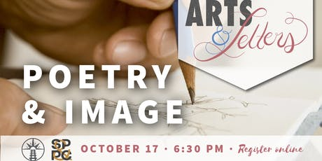 Arts & Letters: Poetry & Image tickets