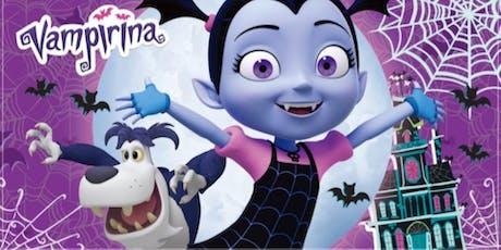 Confetti Paints: Vampirina  tickets