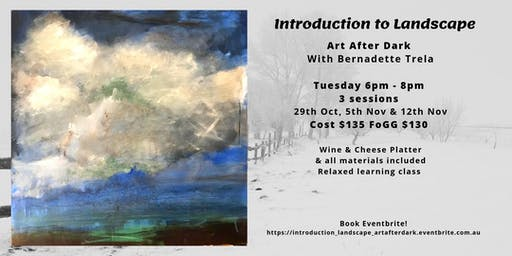 Art After Dark:  Introduction to Landscape